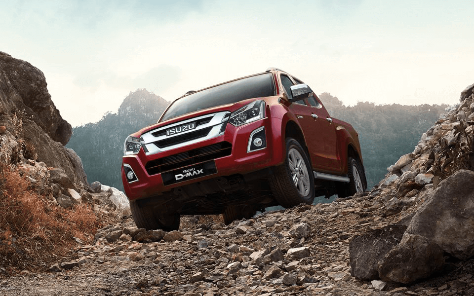 The Isuzu D Max Has Been Awarded What Van Pick Up Of The Year 2019
