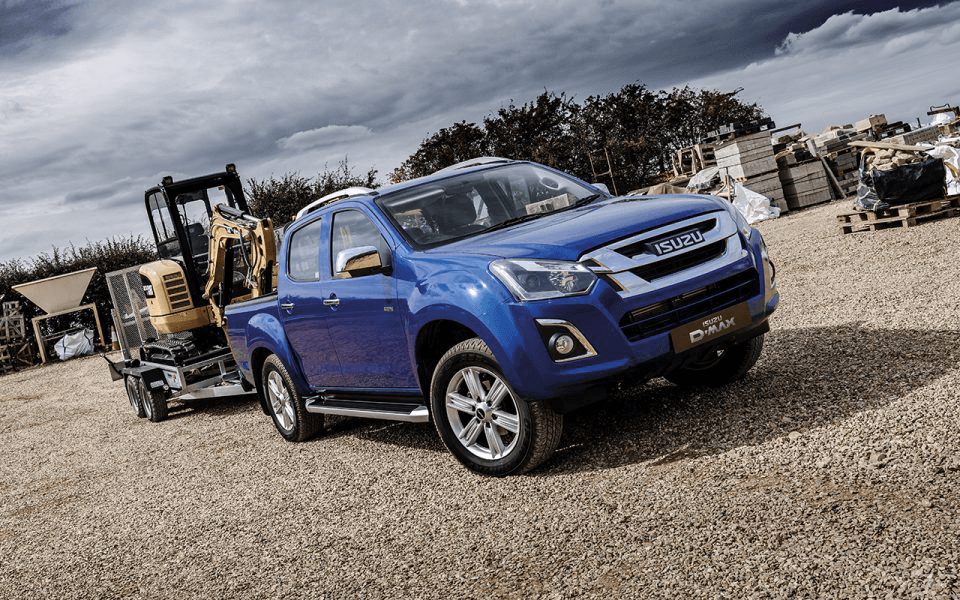 The Isuzu D Max Is Pick Up 4x4 Pros Pick Up Of The Year 2019