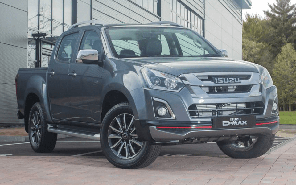 The Special Edition Isuzu D Max Utah V Cross Is Now Available At Whm