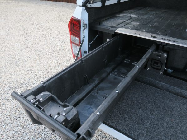 Storage Decked | White Horse Motors