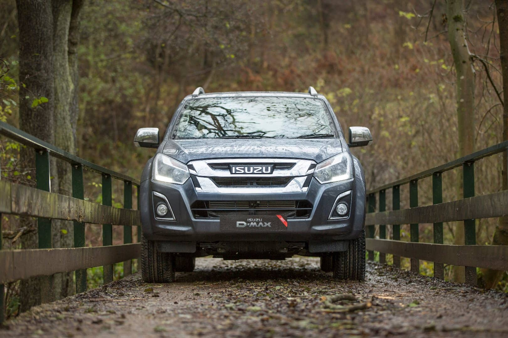 New Isuzu Min