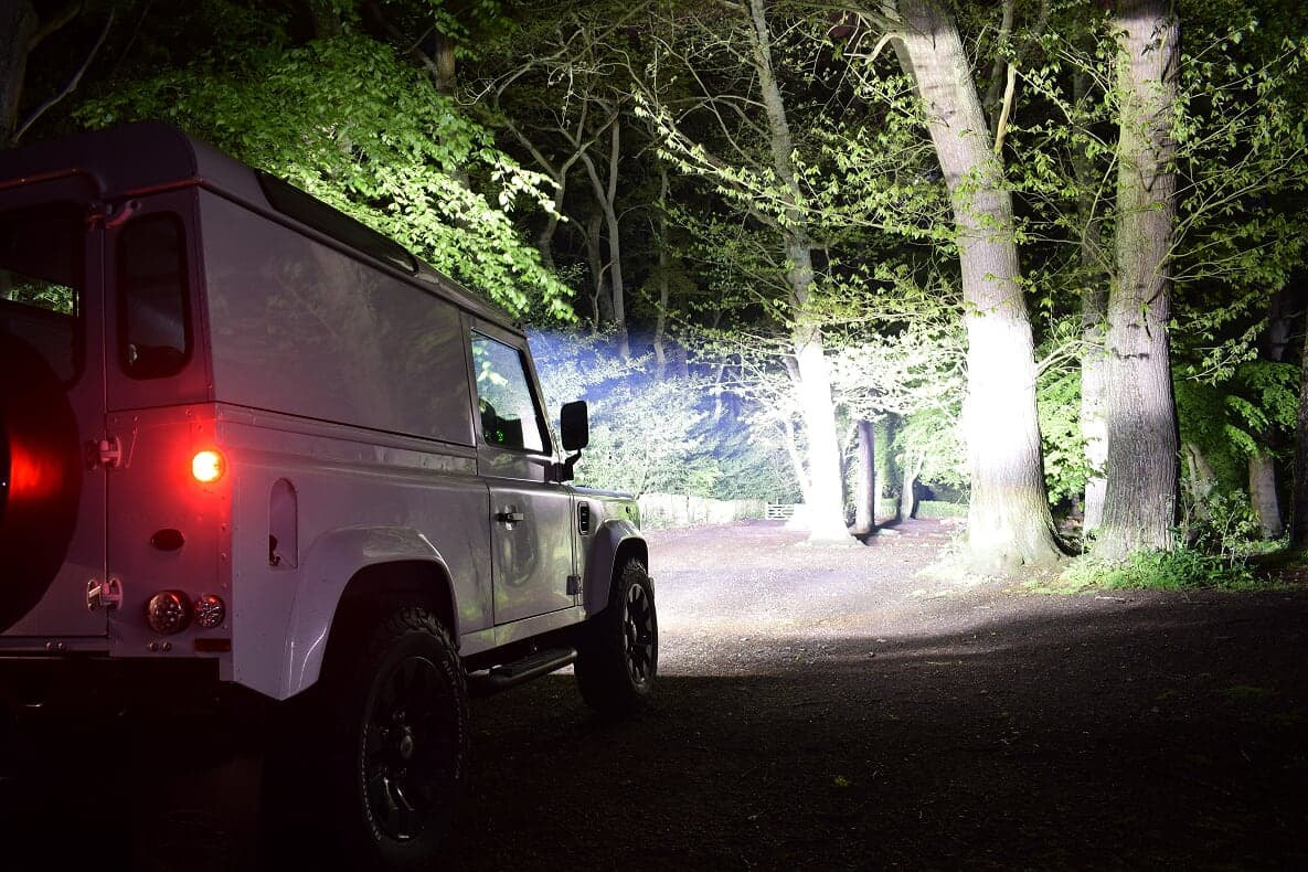 Lazer Lamps Defender Roof Mount Kit Linear 48 5 Hr